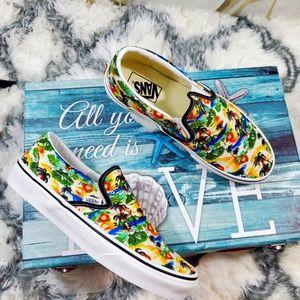 Vans Aloha Classic Slip-on